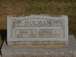Daniel Franklin Holman