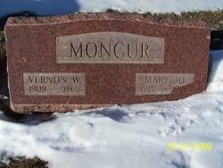 Vernon Wilder Moncur