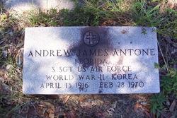 Andrew James Antone