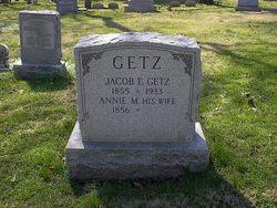Annie <i>Dietrich</i> Getz