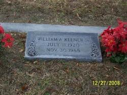 William A Keener, Jr