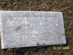Bessie <i>Condit</i> Davis