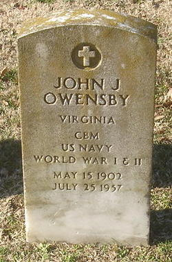 John J. Owensby