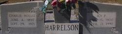 Charlie Hollis Harrelson, Sr