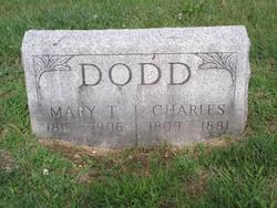 Charles Scott Charlie Dodd, Sr