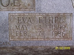 Eva Ethel <i>Windsor</i> Donahoe