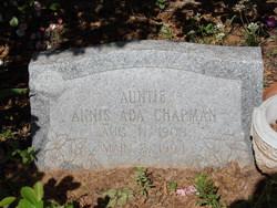Annis Ada Chapman
