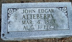 John Edgar Atteberry