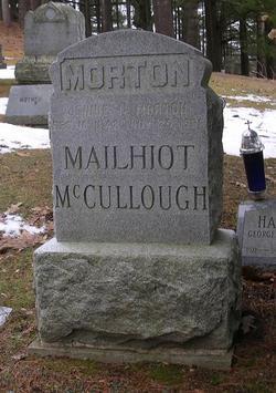 Frances R. McCullough