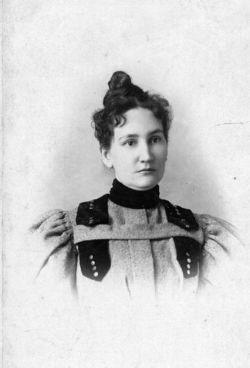 Edith Elizabeth Bess <i>Martin</i> Meek