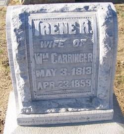 Irene R. Carringer
