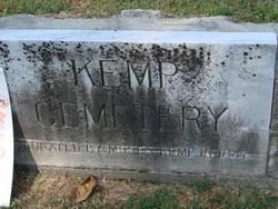 Kemp Cemetery