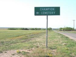 Champion Cemetery
