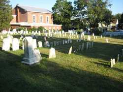 Old Pine Grove Mills Cemetery