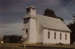 Casper Church Cemetery