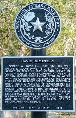 George W. Davis Cemetery