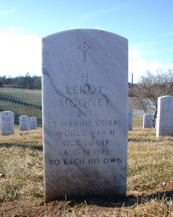Herman Leroy Mooney