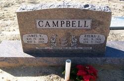 Rhema J <i>Johnson</i> Campbell