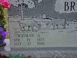 Sgt Wayman A. Bradley