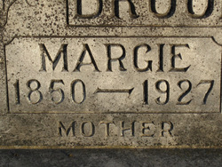 Margery Margie Hough Brookshire
