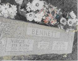 Virgie Lois <i>Looney</i> Bennett