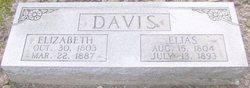 Elizabeth <i>Curtis</i> Davis