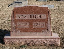 Atha Ellen <i>McLaury</i> Boatright