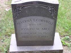 Alverna I. <i>Cornwell</i> Abel