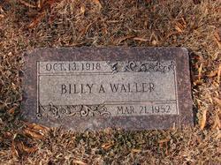 Billy A. Waller