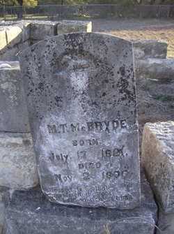 Mancel Theodore M.T. McBryde