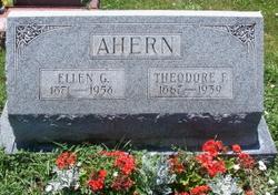 Ellen Gladys <i>Dwyer</i> Ahern