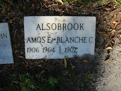 Amos E. Alsobrook