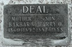 Barbara <i>Hufford</i> Deal