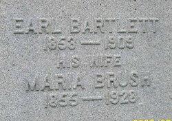 Maria <i>Brush</i> Bartlett