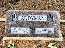 William J Addyman