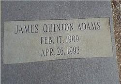 James Quinton Adams