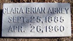 Clara <i>Brian</i> Abney