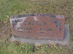 Annie Ione <i>Gottshall</i> Church