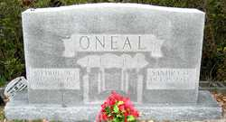 Eddie A O'Neal