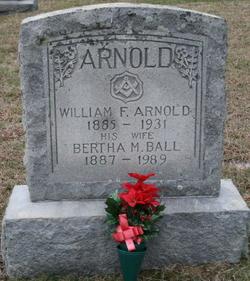 William Franklin Arnold