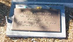Carl S Anderson