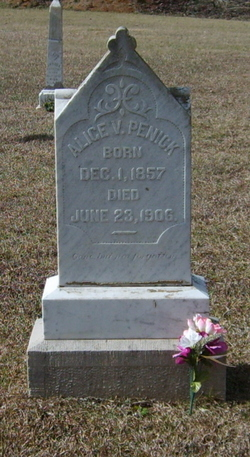 Alice V. Penick