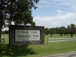 Onion Creek Memorial Park