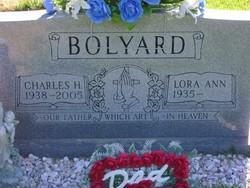 Charles H Bolyard
