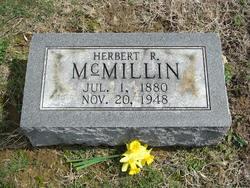 Herbert R McMillin