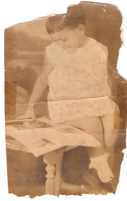 Alma Lorraine <i>Howes</i> Kramer