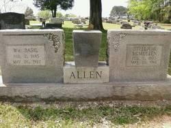 Mary Stella <i>Raper</i> Allen
