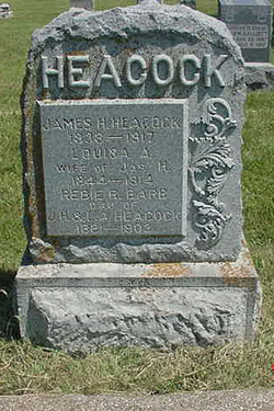 James Houston Heacock
