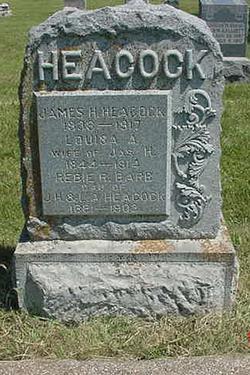 Rebecca Roberts Rebie <i>Heacock</i> Barb