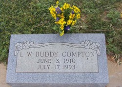 Leldon W Buddy Compton
